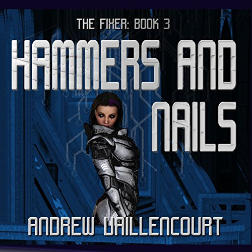 Hammers and Nails audiobook cover art