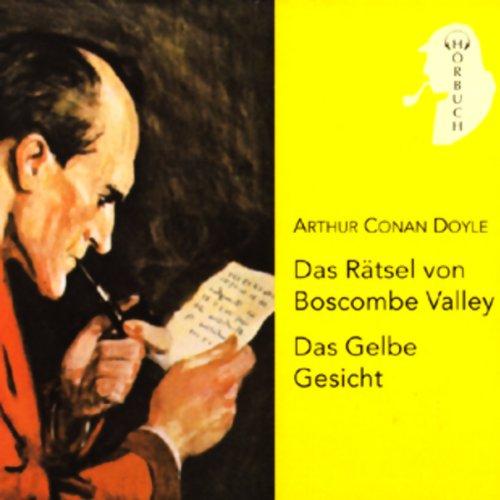 Das Rätsel von Boscombe Valley / Das gelbe Gesicht Titelbild