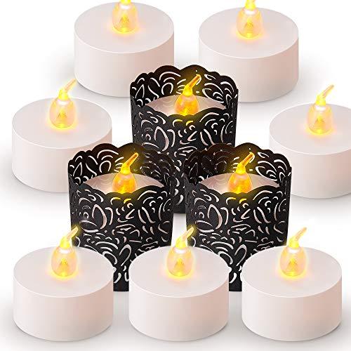 - Led Halloween Kerzen