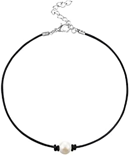 Best black pearl rope necklace Reviews