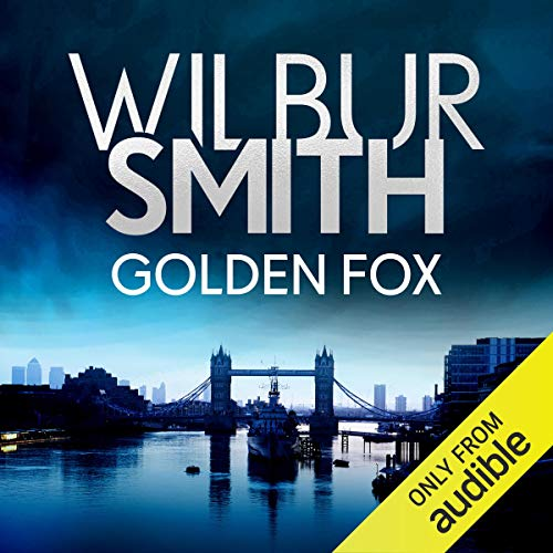 Golden Fox cover art