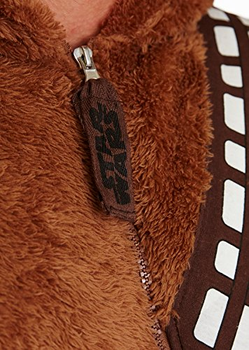 Star Wars Chewbacca Jumpsuit braun - 4