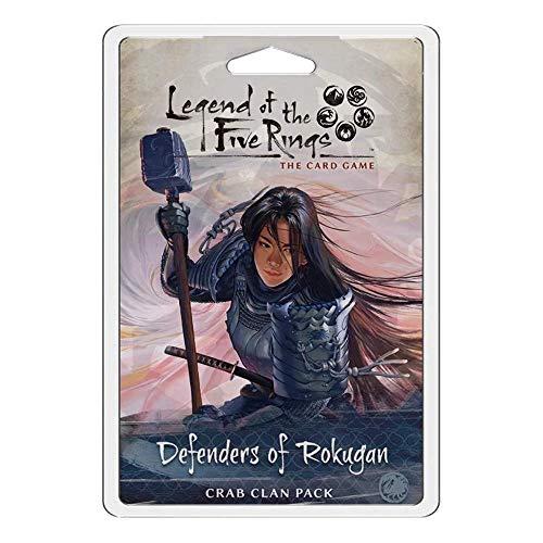 Legend of The Five Rings LCG: Defenders of Rokugan Clan Pack