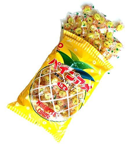 『パイン パインアメ 1kg 1袋』の3枚目の画像