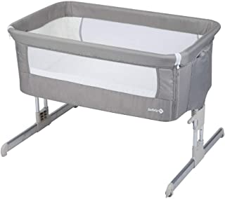 Safety 1st Calidoo Lit Cododo - Berceau bébé - Lit Bébé Warm Grey