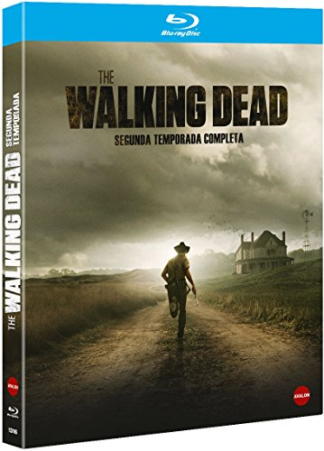 The Walking Dead - Segunda Temporada Completa [Blu-ray]