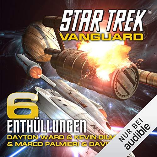Enthüllungen: Star Trek Vanguard 6