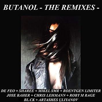 Butanol - The Remixes -