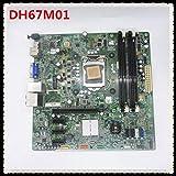 REFIT Through Test, The Quality is 100% Motherboard 8300 DH67M01 Y2MRG 0Y2MRG HWY8Y