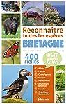 Bretagne, reconnaître toutes les espèces par Losange