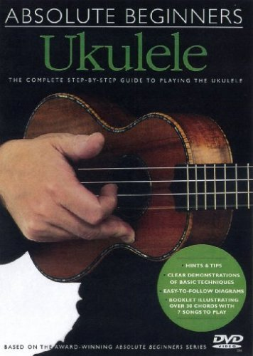 Absolute Beginners: Ukulele Multilanguage [DVD]