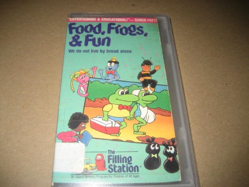 The Filling Station Food,Frogs & Fun (We do not live by bread alone)