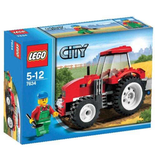 LEGO City 7634 - Traktor