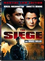 The Siege [DVD] [Import]