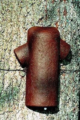Baumläuferhöhle,Typ 2BN, interessante Nisthilfe für interessante Vögel