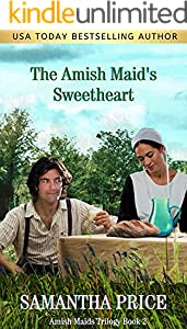 Amish Maids Trilogy 2巻 表紙画像