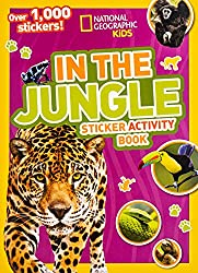 Get IN THE JUNGLE STICKER ACTIVITY BOOK (AFFILIATE)