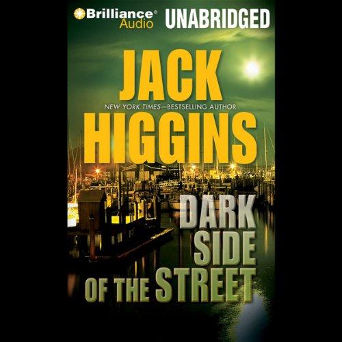 Dark Side of the Street audiobook cover art