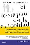COLAPSO DE LA AUTORIDAD (Educación y familia) (Spanish Edition)