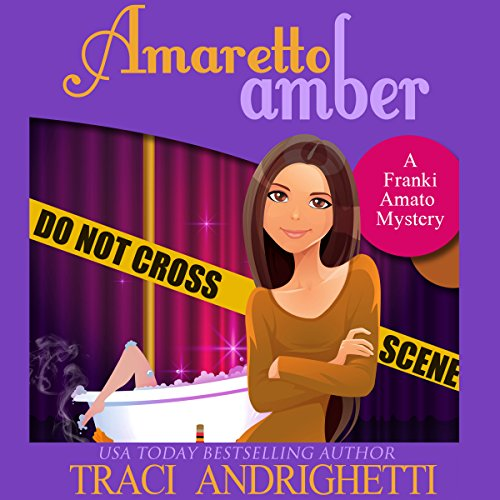 Amaretto Amber cover art