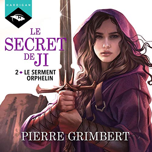 Le Serment Orphelin audiobook cover art