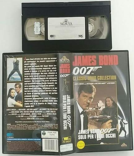 James Bond 007 - Solo Per I Tuoi Occhi (Classic Bond Collection)