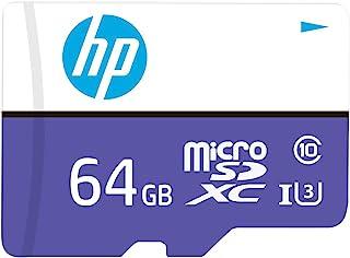 HP Tarjeta de Memoria Flash microSDXC de 64 GB MX330 Clase 1