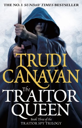 The Traitor Queen: Book 3 of the Traitor Spy (Traitor Spy Trilogy) (English Edition)