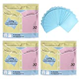 CROING Detergente de Viaje (3 Pack, 90 Sheets)