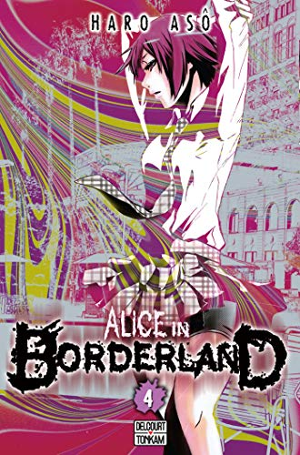 Alice in Borderland T04