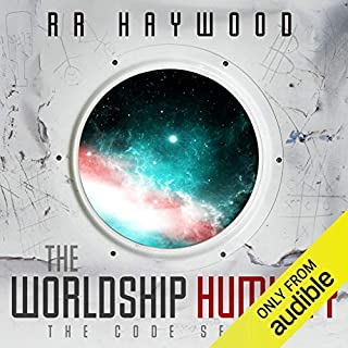 The Worldship Humility audiobook cover art