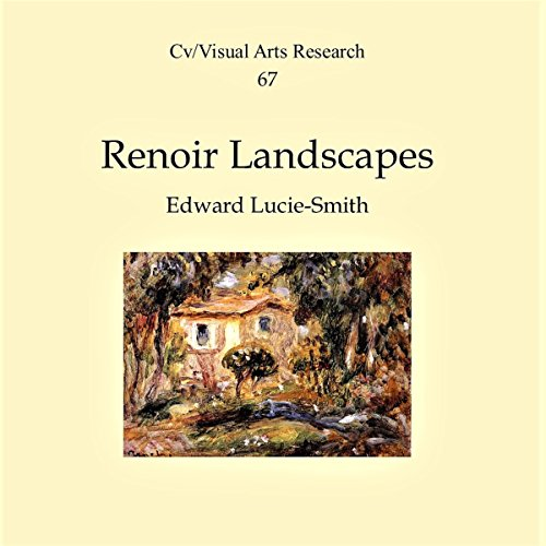 Renoir Landscapes audiobook cover art