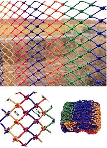 Protective Net decoratie-/veiligheidsnet, handgeweven, kinderbeveiliging, net ter bescherming van het trapnet net net isolatie kattennet kinderdecoratie