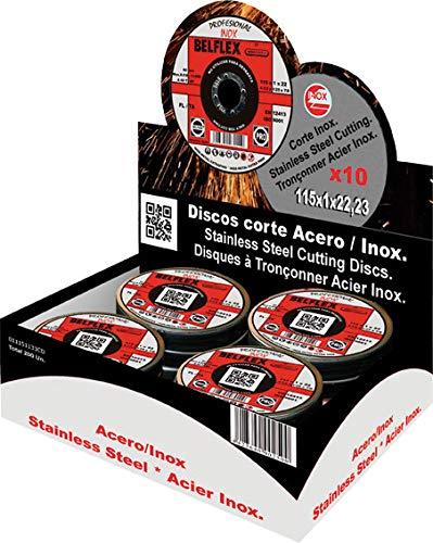 abratools 011151133CD Verkaufsständer CD200Edelstahl BELFLEX a60tbf115x 1