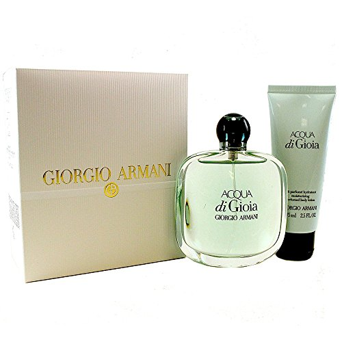 Armani acque di gioia Set di acqua di profumo + Body Lotion – 175 ml