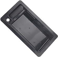 NC Maçaneta da porta e tampa da placa de licença para Ford E150 E250 E350 E450, 6C2Z15434A20AA
