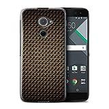 Stuff4® Hülle/Case für BlackBerry DTEK60 / Gold