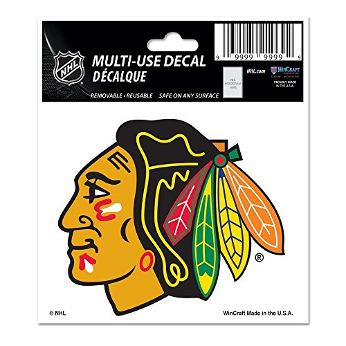 Chicago Blackhawks - Logo Die-Cut Decal