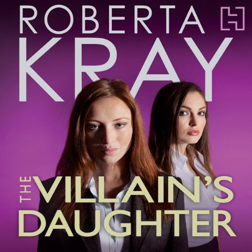 The Villain's Daughter audiobook cover art