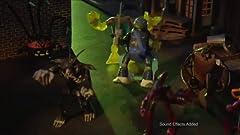 Amazon.com: Manta teenage mutant ninja turtles N batalla de ...