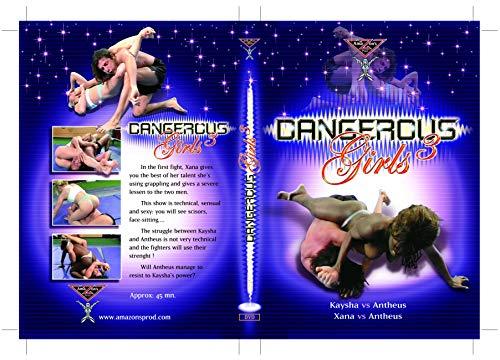 French topless mixed wrestling - DANGEROUS GIRLS 3 (Female vs Male) DVD Amazon's Prod