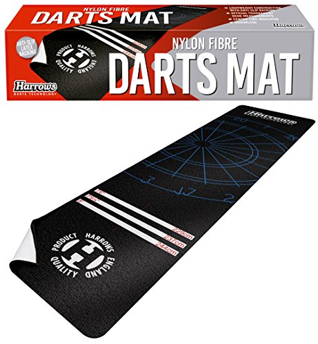 Harrows Nylon Dart Mat–Dart Mat–Rug