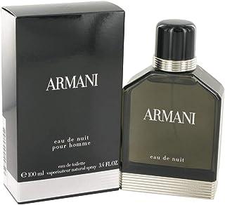 Armani Eau de Nuit by Giorgio Armani for Men 100ml Eau de Toilette