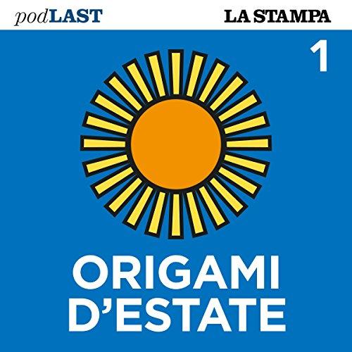 Mare Amaro (Origami d'estate 1) copertina