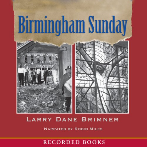 Birmingham Sunday audiobook cover art