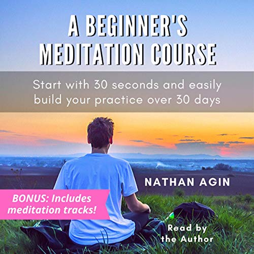 A Beginner's Meditation Course Titelbild