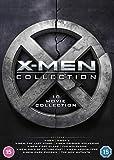X-Men 1-10 Movie Collection [DVD]