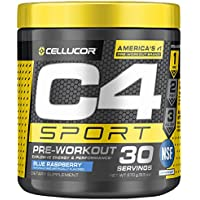 Cellucor C4 NSF Certified Sport Pre Workout Dietary Supplement