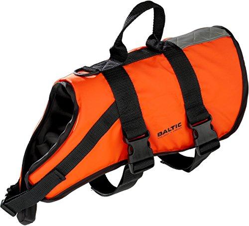 Baltic Standard - Correa, tamaño L 15-40 kg, Color Naranja