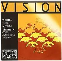 Vision ヴィジョン バイオリン弦 A線 アルミ巻 VI02 1/4